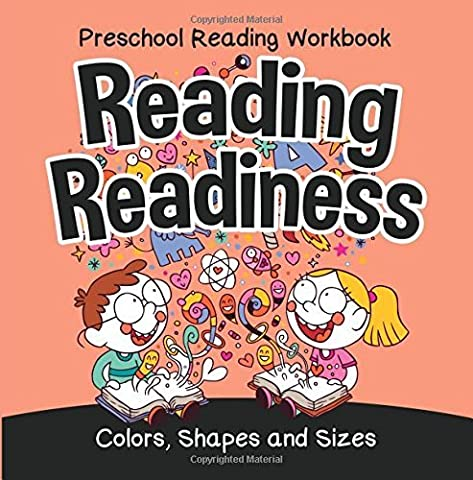 Preschool Reading Workbook: Reading Readiness (Colors, Shapes and Sizes) by Baby Professor (2015-09-30)