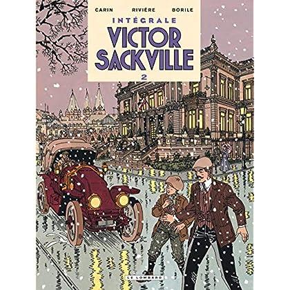 Intégrale Victor Sackville - tome 2 - Intégrale Victor Sackville 2