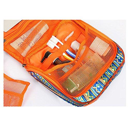 Stoga BKG002 Hanging trucco toeletta Cosmetic Bag Organizer Portable Kit da viaggio Bagno di stoccaggio con Hanging