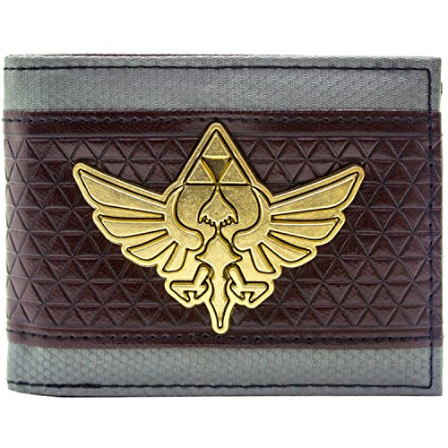 Nintendo Zelda Triforce Mehrfarbig Portemonnaie -