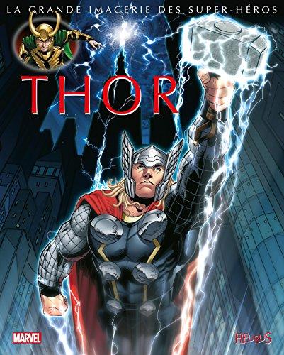Thor par Sabine BOCCADOR