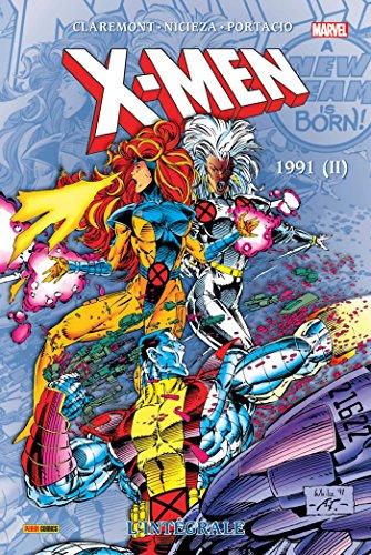 X-MEN INTEGRALE T29 1991 (II) par Fabian Nicieza