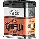 Traeger Coffee Rub, 233 gr. Aluminium Dose