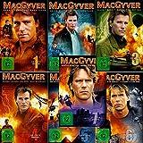 MacGyver - Staffel 1-7 (38 DVDs)