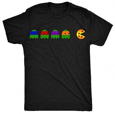 Renowned Nom Nom Pizza Dude ! Unisex - Kinder T Shirt: Amazon.de: Bekleidung