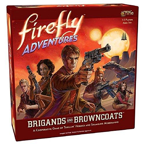 Gale Force Nine gf9fadv1No Firefly Adventures: Brigands y browncoats, Juego