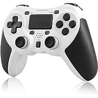 JAMSWALL Controller per PS4, Controller Wireless per PlayStation 4 e PC, Gamepad Touch Panel con Doppia Vibrazione e…