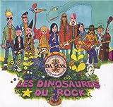 dinosaures du rock (Les) | Da Silva. Auteur
