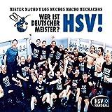 Wer wird Deutscher Meister? HSV!