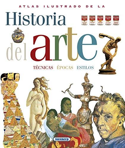 Atlas Ilustrado De La Historia Del Arte por María Carla Prette