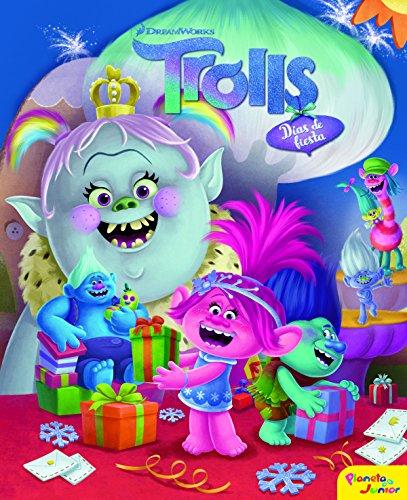 Trolls. Días de fiesta: Cuento (Dreamworks. Trolls)
