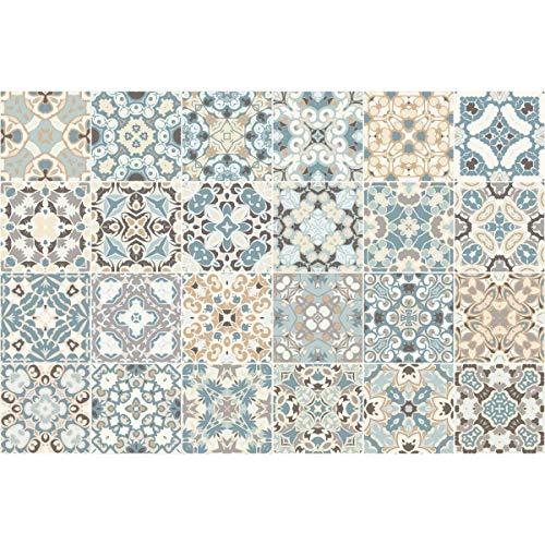 Ambiance-Live Azulejos Cemento Adhesivos Paredde20x