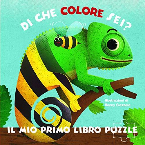 Di che colore sei? Il mio primo libro puzzle. Ediz. a colori