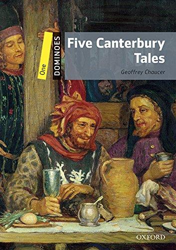 Dominoes 1. Five Canterbury Tales MP3 Pack