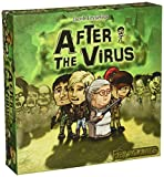 Image for board game Fryx Games FYX46050 After The After The Virus Strategy Board Game, Multi-Colored