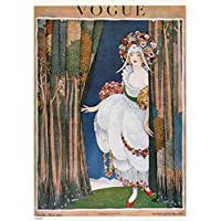 Vintage Vogue May 1919 Poster Art Print preiswert