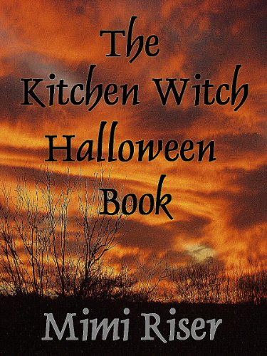 lloween Book (The Kitchen Witch Collection 6) (English Edition) (Mime Halloween)