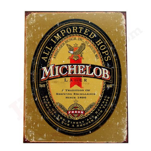 michelob-lager-tin-sign-by-kegworks