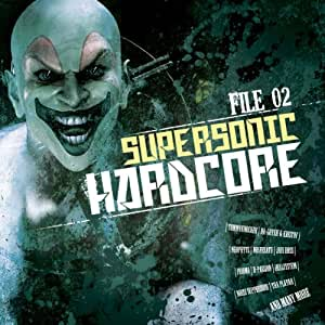 Various - Supersonic Hardcore File 01