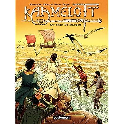 Kaamelott (Tome 2) - Les sièges de transport