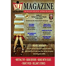 MJ Magazine July — Created by Authors for Authors
