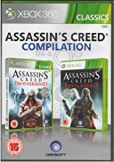Assassins Creed Brotherhood & Assassins Creed Revelations Double Pack (Xbox 360)