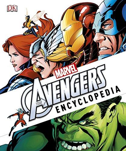 The Avengers Encyclopedia (Marvel)
