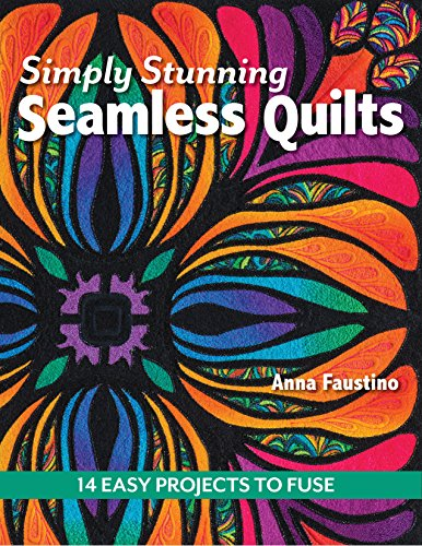 Simply Stunning Seamless Quilts Cover Image