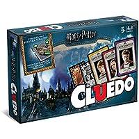 Winning Moves Gioco da Tavolo - Cluedo Harry Potter Edizione da Collezione, 02400