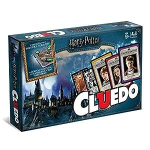 Winning Moves 02400 Gioco da Tavolo-Cluedo Harry Potter Edizione da Collezione, Italian version 5036905002400 LEGO