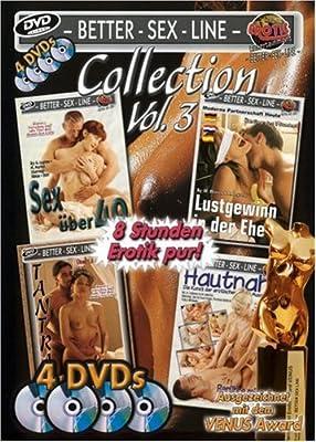 Better-Sex-Line Collection Vol. 3 [4 DVDs]