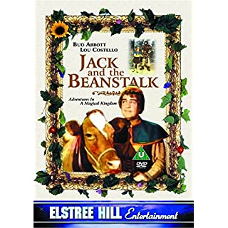 Abbott And Costello - Jack And The Beanstalk [1952] [DVD]