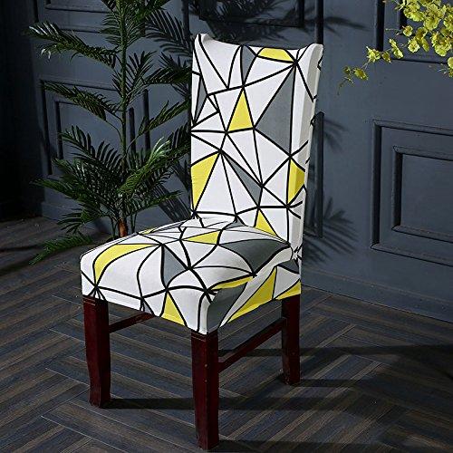 Zebra Muster Druck Stuhlabdeckung Esszimmer Sitz Protector Schutzhülle Stretch Esszimmer Stuhlabdeckung Wohnkultur 1 STÜCK Color 13 universal Sizes