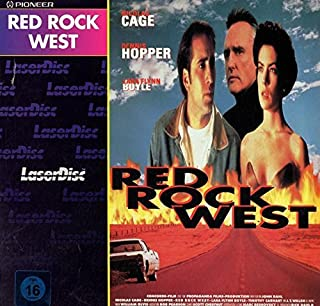 Red Rock West (Laserdisc)