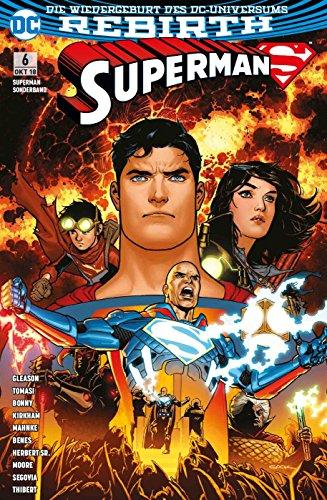 Superman Sonderband: Bd. 6: Imperius Lex (Superman-comic-buch 1)