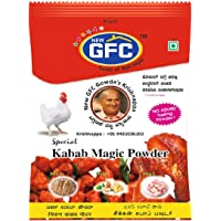 GFC Kabab Powder with Recipe Book, 80gm (Pack of 6)