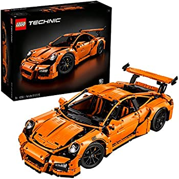 Lego Technic - Porsche 911 GT3 RS - 42056 - Jeu de Construction
