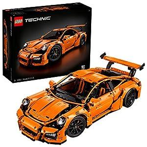 LEGO Technic Porsche Gt Rs Costruzioni Piccole Gioco Bambina Giocattolo, Colore Vari, 42056 2 spesavip