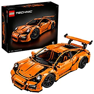 LEGO Technic 42056 - Porsche 911 GT3 RS (B01CCT2ZHC) | Amazon price tracker / tracking, Amazon price history charts, Amazon price watches, Amazon price drop alerts