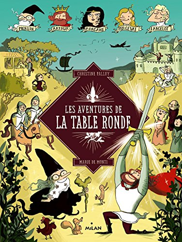 Les aventures de la Table Ronde