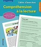 Telecharger Livres Cahier d exercices Comprehension a la lecture CM1 4e primaire vert (PDF,EPUB,MOBI) gratuits en Francaise