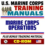 21st Century U.S. Marine Corps (USMC Marines) Training Manuals: Marine Corps Operations MCDP 1-0 (CD-ROM)