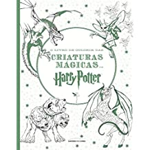 O Livro de Colorir das Criaturas Mágicas de Harry Potter (Em Portuguese do Brasil)