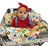 Baby Shopping Cart Cover & High Chair Co...
