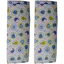 Cubre cinturón Gatito Azul de Bakume