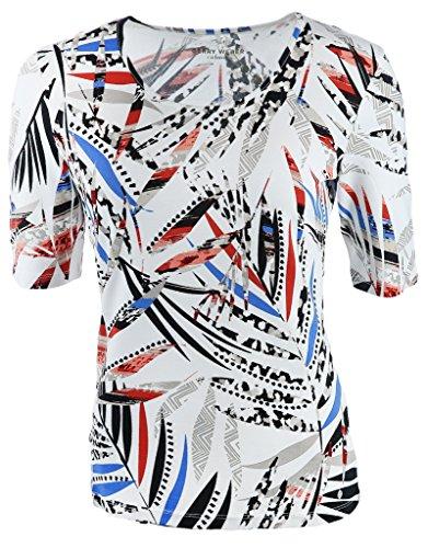 Gerry Weber Damen Shirt Bunt