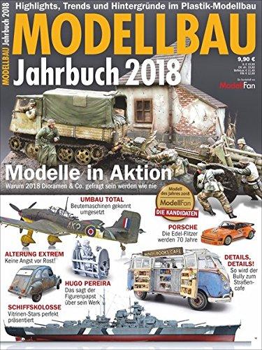 Preisvergleich Produktbild Jahrbuch Modellbau 2018