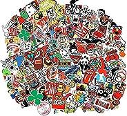 CHNLML Cool Sticker 55-905pcs Random Music Film Vinyl Skateboard Guitar Travel Case Sticker Door Laptop Luggag