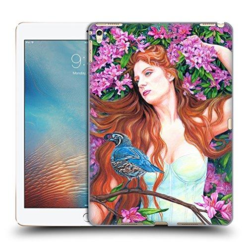 Offizielle Jane Starr Weils Quail Göttin 2 Ruckseite Hülle für Apple iPad Pro 9.7