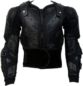 New Motocross Motorbike//Motorcycle Body Armour Jacket//Bike//Snowboarding//Hiking Large //Horse riding Guard//Crash Protection